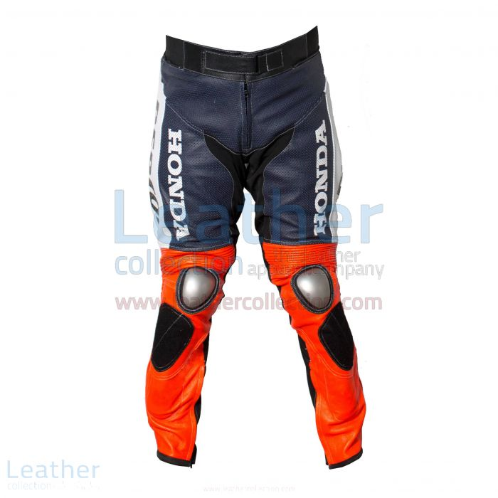 Honda Repsol Motorcycle Pants – Honda Repsol Pants | Leather Collection