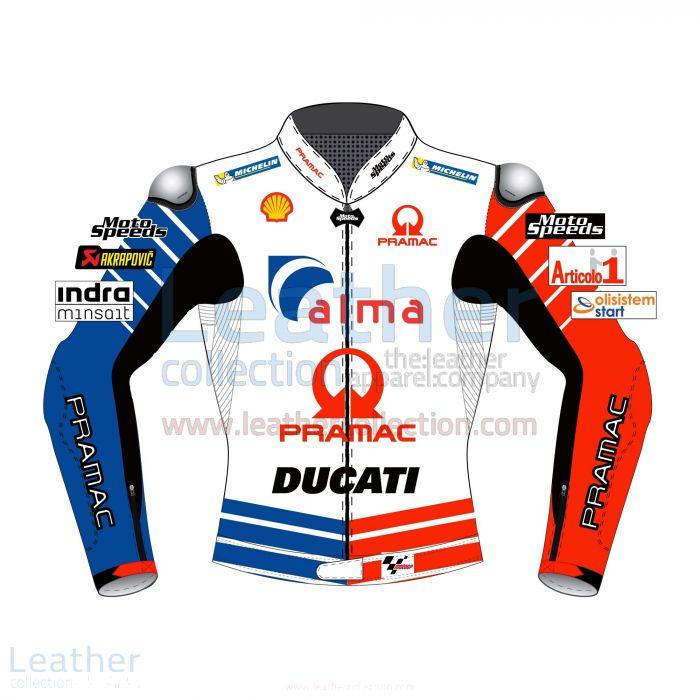 Shop Jack Miller Ducati MotoGP 2019 Racing Jacket