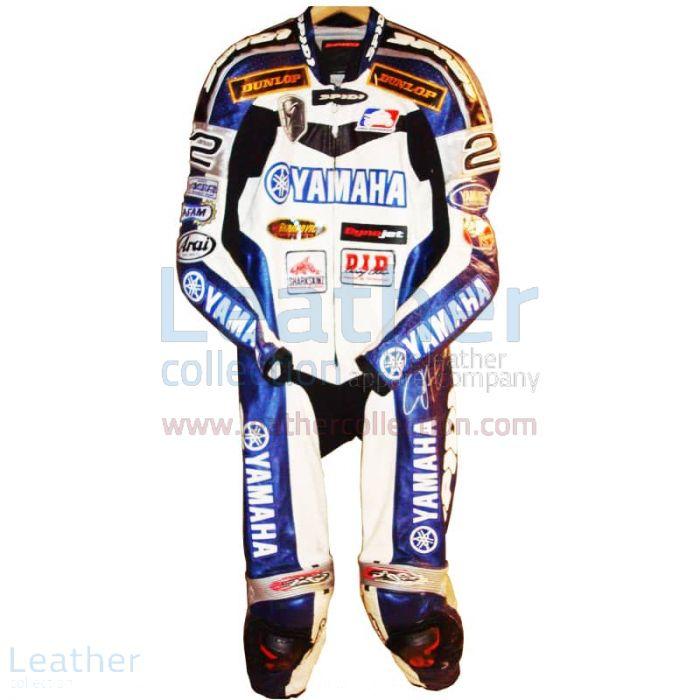 Jetzt einkaufen Jamie Hacking Yamaha AMA 2005 Motorrad Anzug €773.14