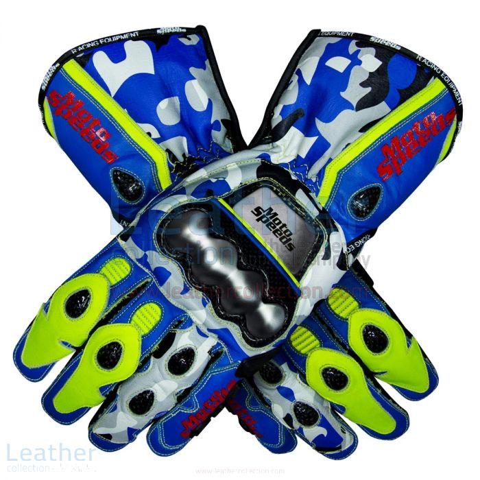 Online Shop Joan Mir Replica Gloves 2019 MotoGP