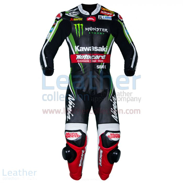 Pick Jonathan Rea Kawasaki WSBK 2016 Race Suit for A$1,213.65 in Austr