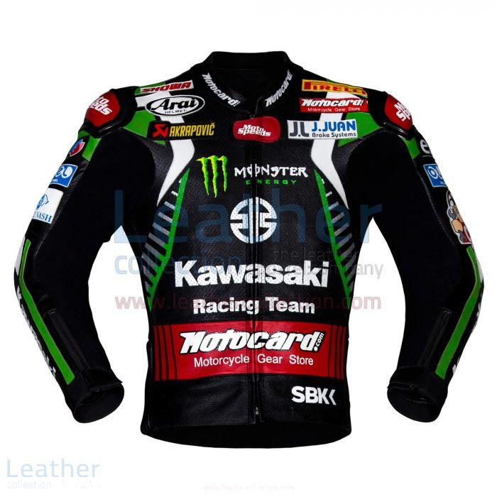 Shop Online Jonathan Rea Kawasaki WSBK 2019 Racing Jacket