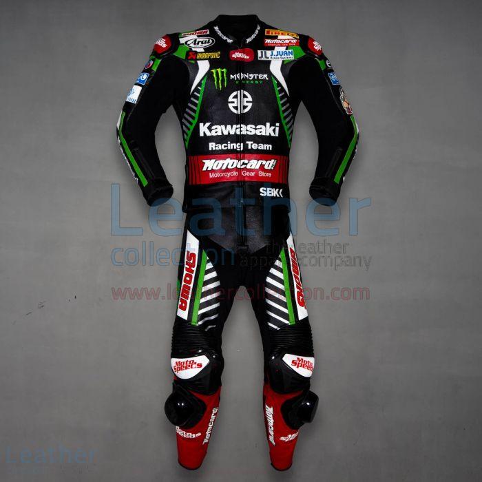 Compra Jonothan Rea Traje Moto Kawasaki – Traje WSBK 2019 – LC