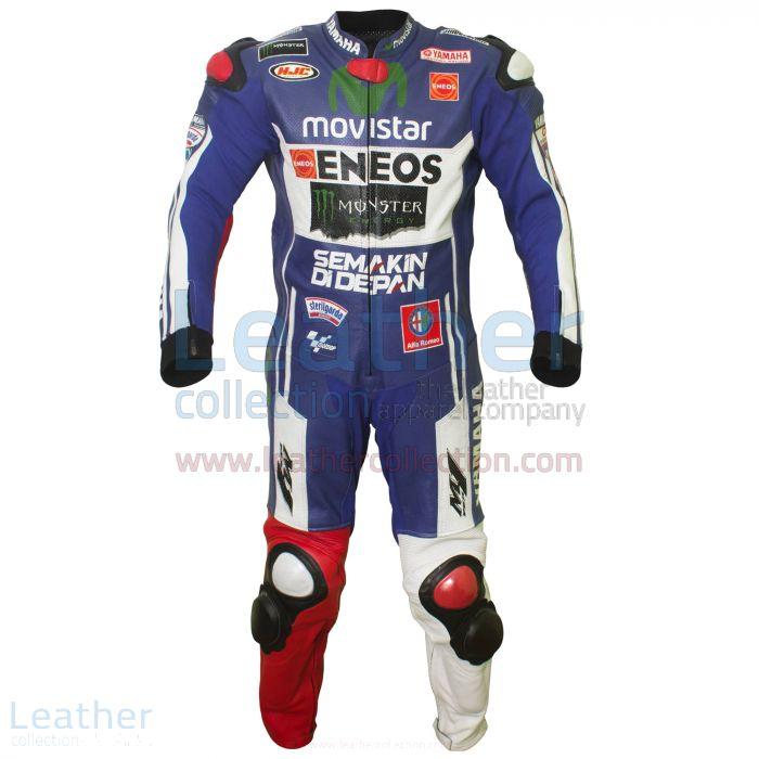 Offering Jorge Lorenzo 2014 Movistar Yamaha Leathers for CA$1,177.69 i