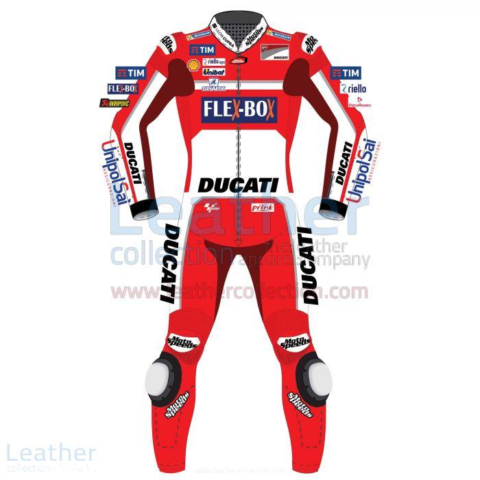 Ducati Motorradbekleidung | Jorge Lorenzo Ducati MotoGP 2017 Rennanzug