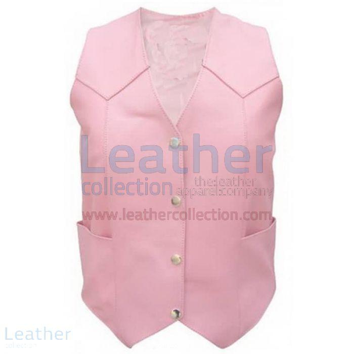 Shop Online Ladies Pink Basic Plain Vest for SEK1,196.80 in Sweden