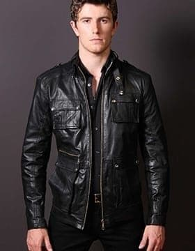 Coats For Men – Mens Leather Coats | Leather Collection