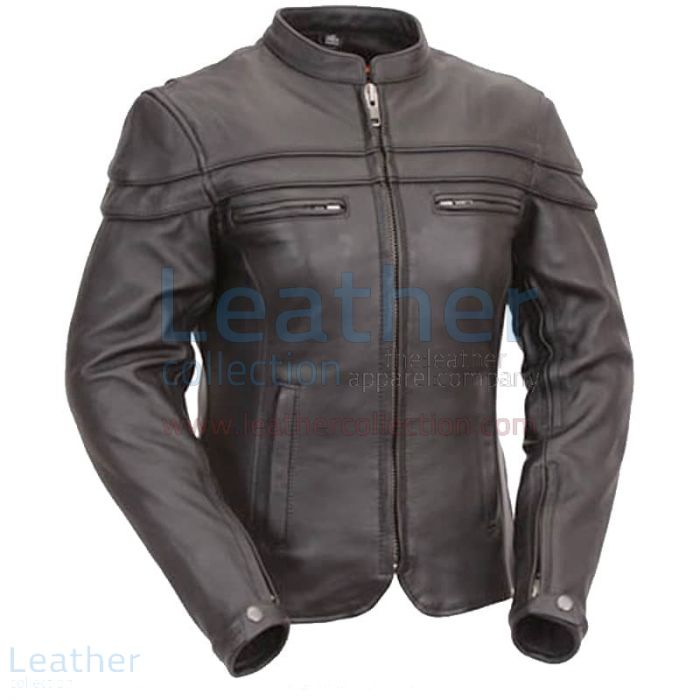 Touring Riding Jacket – Leather Touring Jacket | Leather Collection