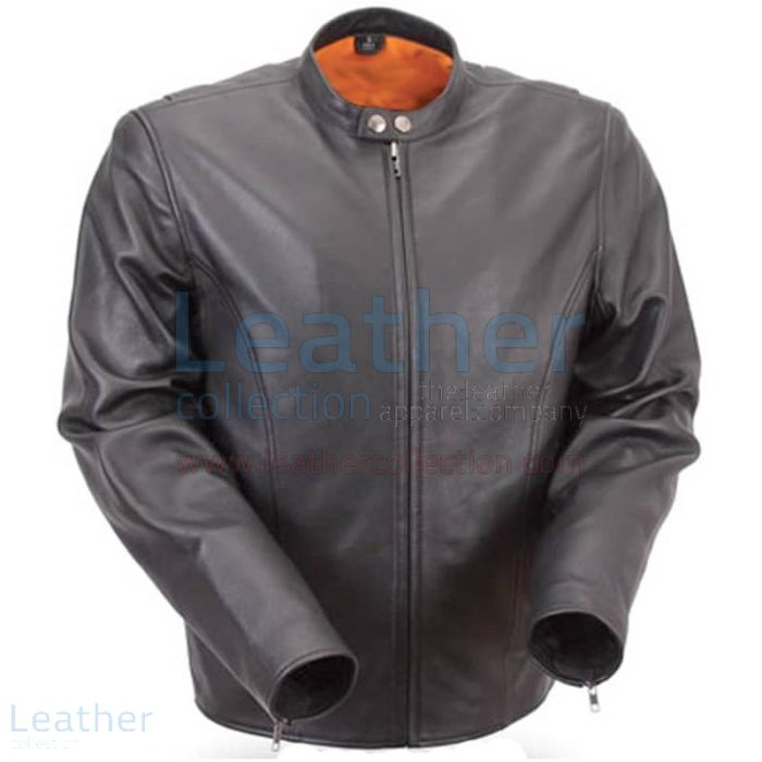Lightweight Leather Jacket | Buy Now | Leather Collection