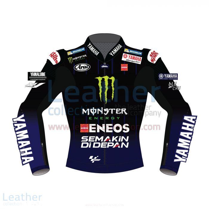 Buy Maverick Vinales Monster Yamaha MotoGP 2019 Jacket