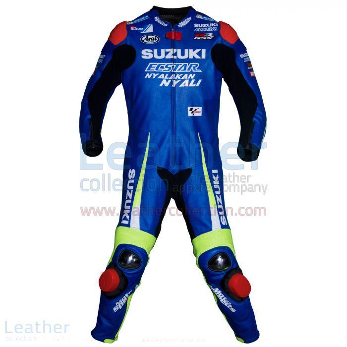 Ottenere Maverick Vinales Suzuki MotoGP 2016 Tuta da Gara €773.14