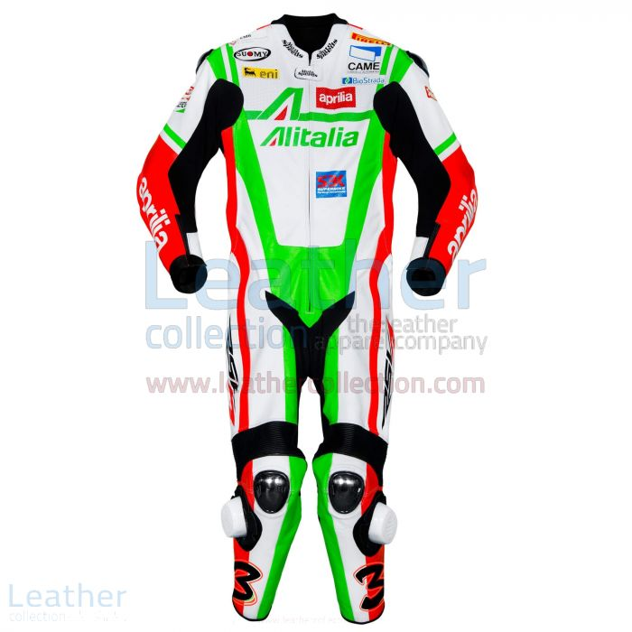 Buy Now Max Biaggi Aprilia WSBK 2010 Leathers for A$1,213.65 in Austra