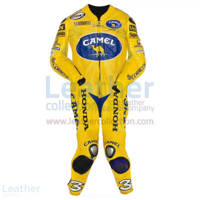 Camel Honda Leathers   Buy Now   Leather Collection