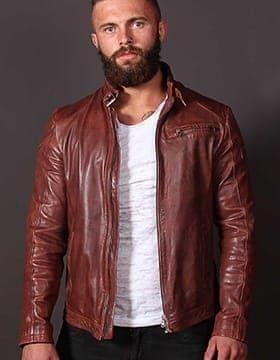 Vestes Hommes – Veste Cuir Mode Homme – Acheter Les Meilleures Vestes en Cuir de Leather Collection
