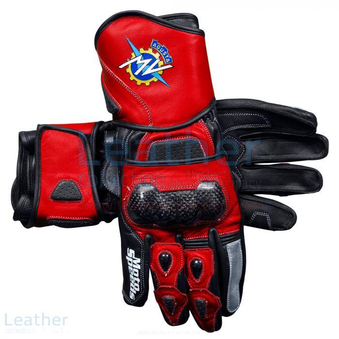 ¥28,000.00で用MVアグスタ2017革オートバイの手袋をカスタマイズします