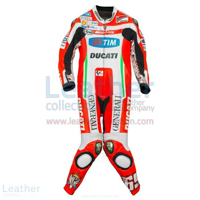 Elige ahora Nicky Hayden Ducati 2012 MotoGP Cueros €773.14