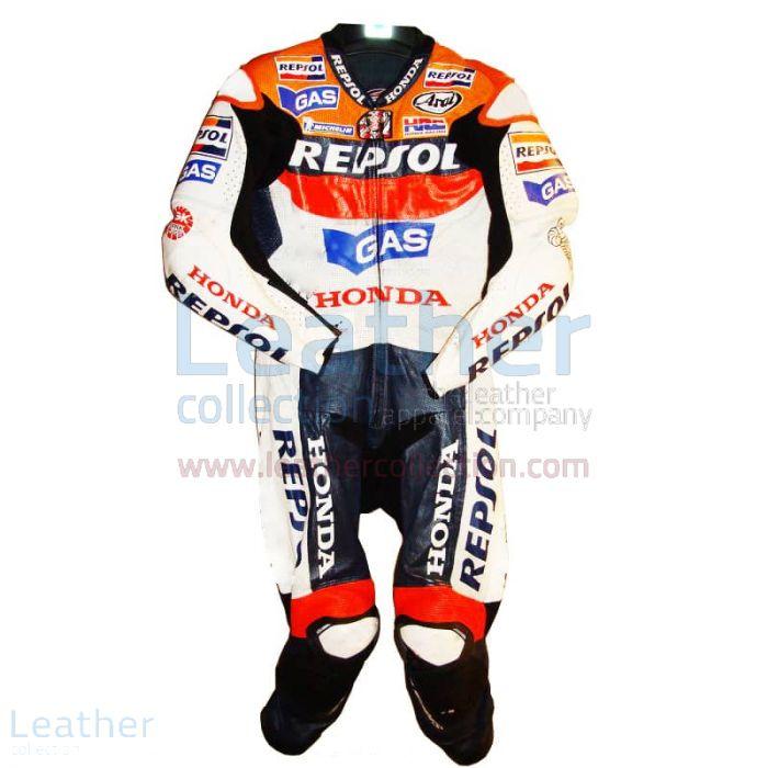 Acquista online Nicky Hayden Repsol Honda GP 2007 Tuta in Pelle €773
