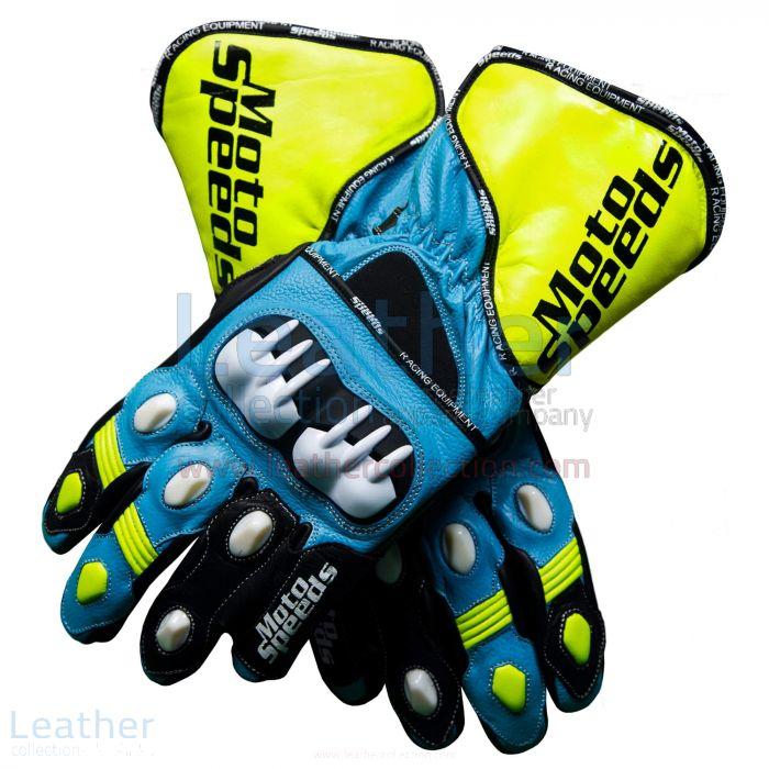 Buy Suzuki Gloves | Rizla Suzuki 2013 – Motorbike Leather Gloves