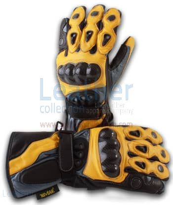 Abholung Online Scorpio Rennfahrer Lederhandschuhe