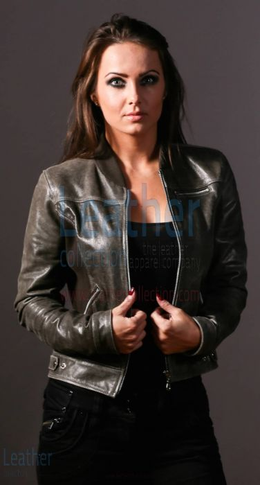 Offering Sledge Women Fashion Leather Jacket for CA$524.00 in Canada