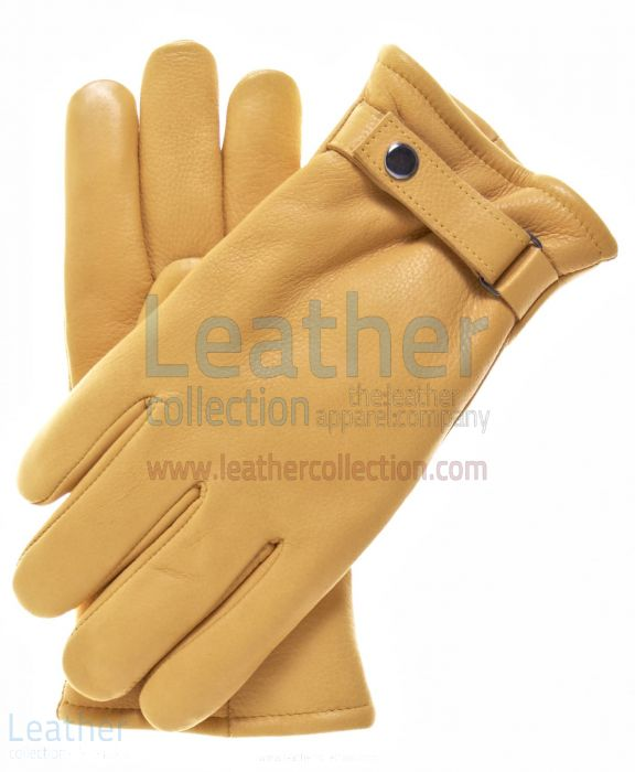 Tough Leather Gloves – Thinsulate Lining Gloves | Leather Collection