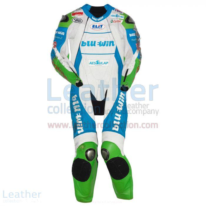 Beanspruche jetzt Thomas Luthi Honda GP 2005 Lederanzug €773.14