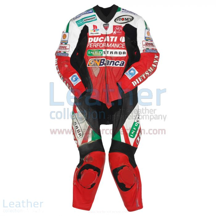 Order Now Troy Bayliss Ducati WSBK 2001 Leathers for ¥100,688.00 in J