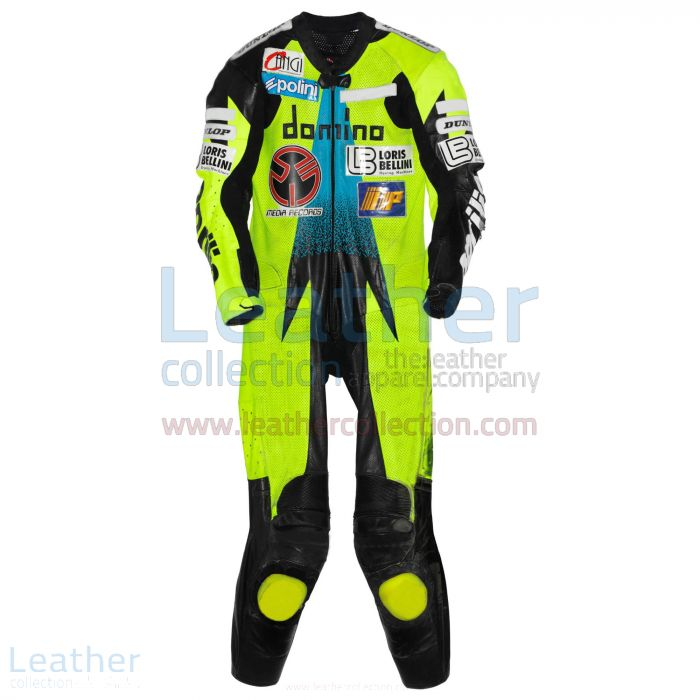 Get Now Valentino Rossi Aprilia GP 1996 Leathers for SEK7,911.20 in Sw