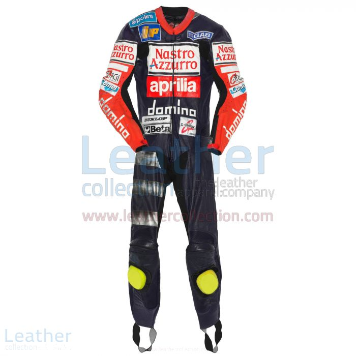 Claim Online Valentino Rossi Aprilia GP 1997 Suit for $899.00
