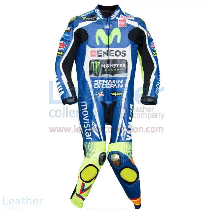 Grab Valentino Rossi Movistar Yamaha Losail Circuit MotoGP 2016 Suit f
