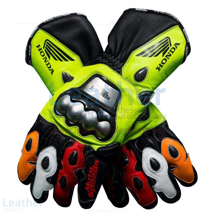 Gloves Valentino Rossi – Repsol Honda Gloves MotoGP 2003