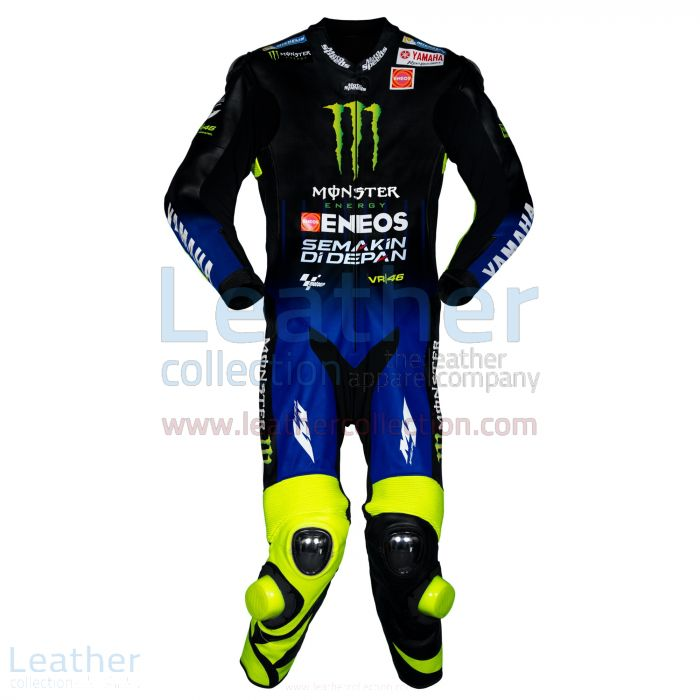 Yamaha Monster MotoGP 2019 Suit | Buy Now | Leather Collection