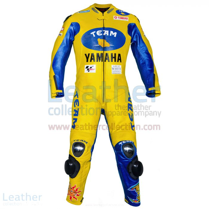 Kauf Maßanzüge | Valentino Rossi Yamaha MotoGP 2006 Rennanzug
