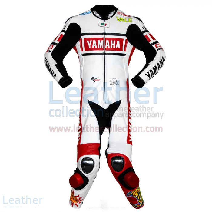 Offering Now Valentino Rossi Yamaha MotoGP (Spain) 2005 Leathers for S