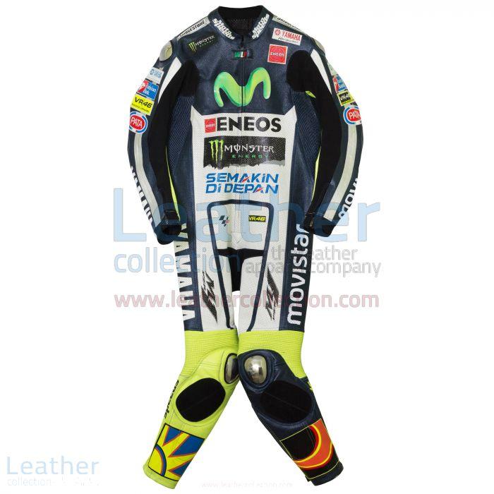¥のためのオンラインバレンティーノ・ロッシモビスター・ヤマハのMotoGP 2015スーツを拾います
