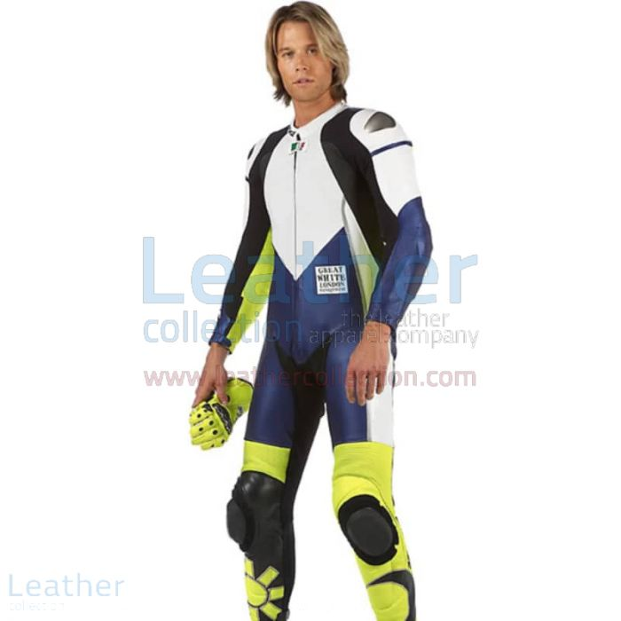 Pick it Now VR46 Racing Leather Suit for ¥95,200.00 in Japan