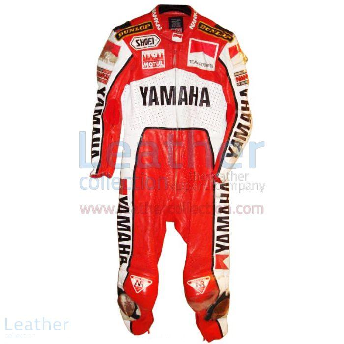 Customize Now Wayne Rainey Marlboro Yamaha GP Leathers for $899.00