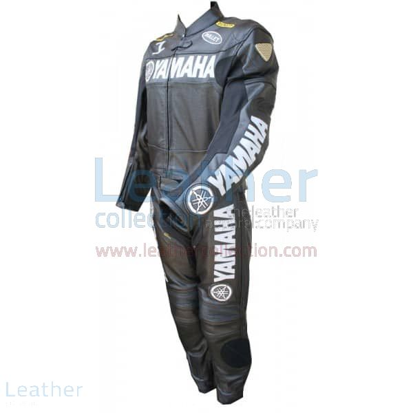 Order Online Yamaha Motorbike Leather Suit Black for SEK7,480.00 in Sw