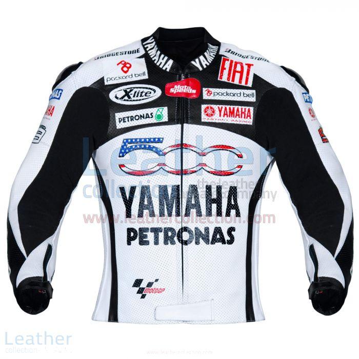 ヤマハペトロナス500レザージャケットを¥42,000で日本国内で販売中