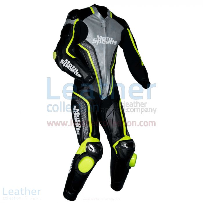 WHIZ TECH LEATHER MOTORCYCLE SUIT