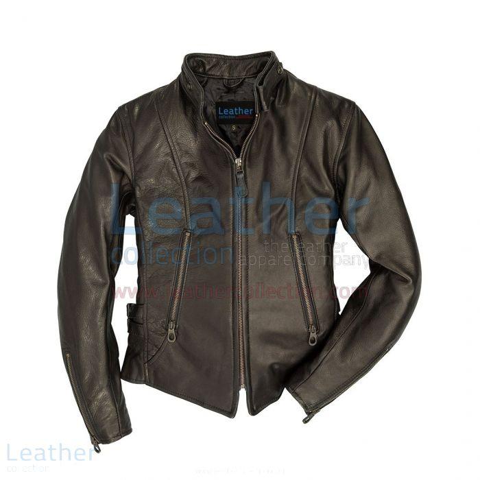 Cafe jacket