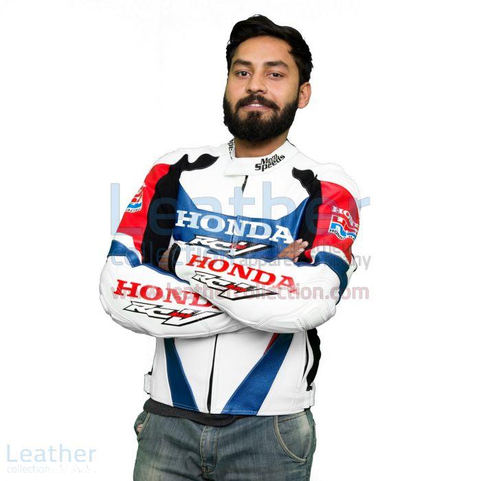 Repsol riding jacket