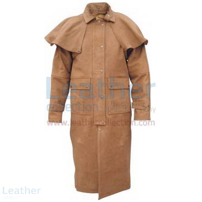 mens duster coat